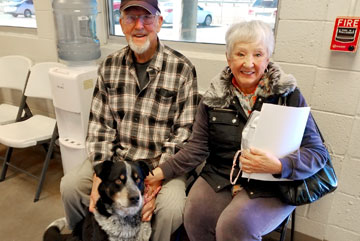 Pet Adoption Success Stories   Dogs and Cats for the Elderly